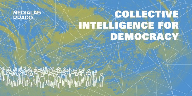 Banner for Collective Intelligence for Democracy