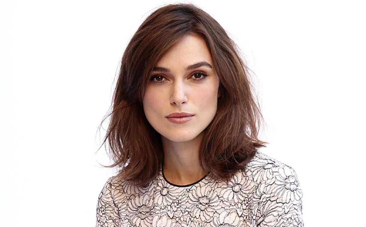 ...divinities like Keira Knightley...